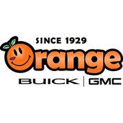 Orange Buick GMC